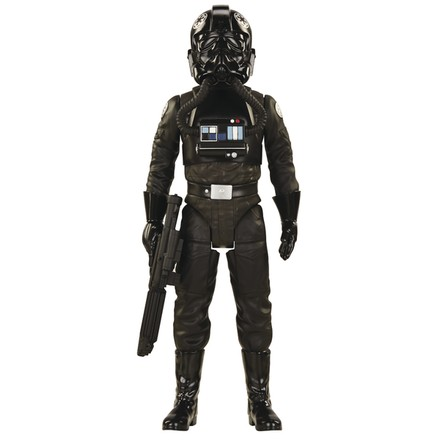 Jakks Pacific SW REBELS: kolekce 1. - figurka Tie Fighter Pilot 50cm