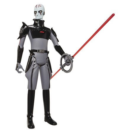 Jakks Pacific SW REBELS: kolekce 2. - figurka Inquisitor 50cm