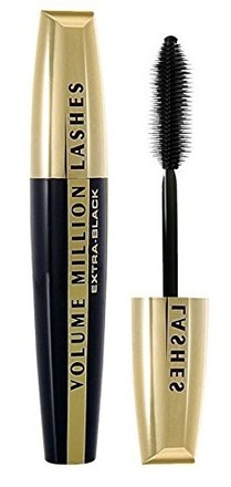 L\'Oréal Paris L'Oréal Paris Volume Million Lashes Extra Black 9ml -  Black