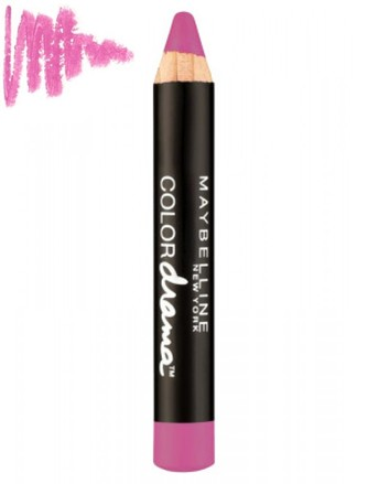 Maybelline Maybelline Color Drama Intense Velvet Lip Pencil - 130 Love My Pink 2g