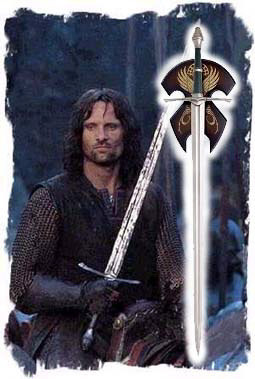 United Cutlery Meč United Cutlery Lotr The Sword of Strider