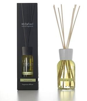 Millefiori Milano Natural Difuzér 250ml/Lemon Grass