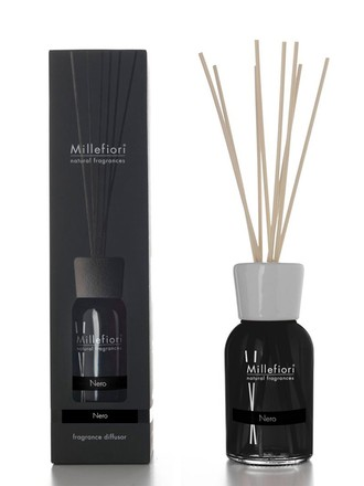 Millefiori Milano Natural Difuzér 250ml/Nero