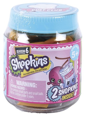 Moose Shopkins S6 - 2 pack (1/30)