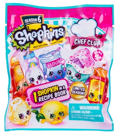 Moose Shopkins S6 - PE sáček