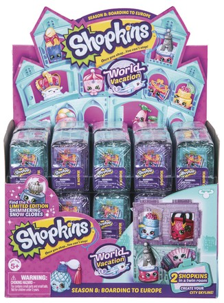 Moose Shopkins S8 - 2 pack (1/30)