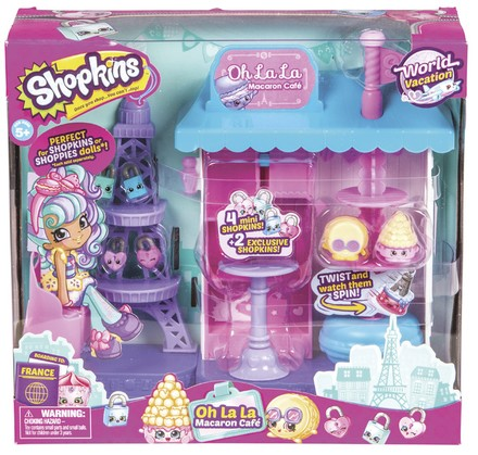 Moose Shopkins S8 - Herní set (1/4)