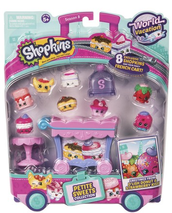 Moose Shopkins S8 - Malá sada (1/6)