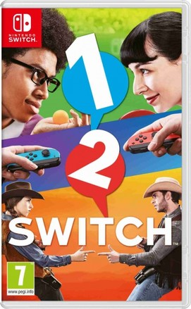 Nintendo SWITCH 1 2 Switch