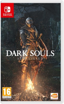 Nintendo SWITCH Dark Souls: Remastered