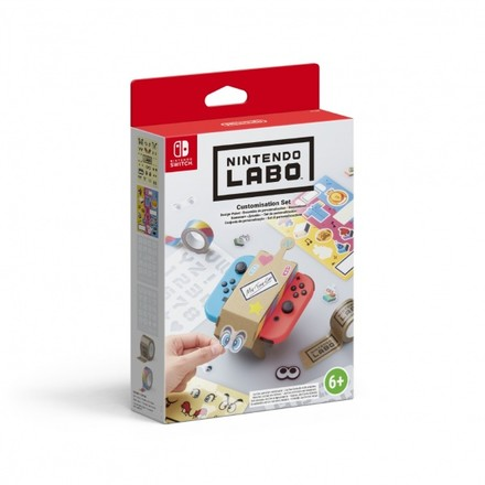 Nintendo SWITCH Nintendo Labo Customisation Set