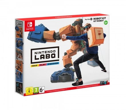 Nintendo SWITCH Nintendo Labo Robot Kit