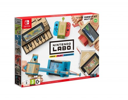 Nintendo SWITCH Nintendo Labo Variety Kit