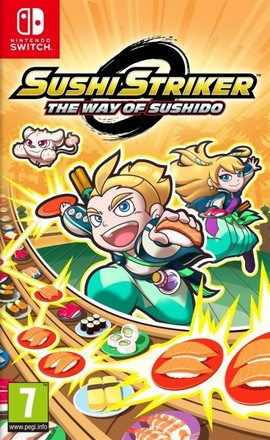 Nintendo SWITCH Sushi Striker: The Way of Sushido