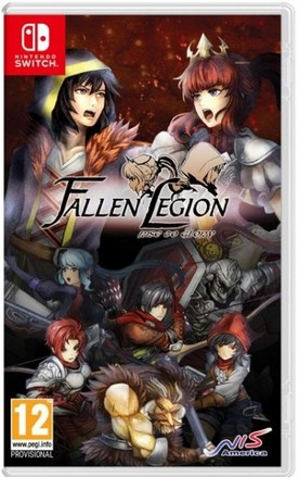 NIS America SWITCH Fallen Legion: Rise to Glory