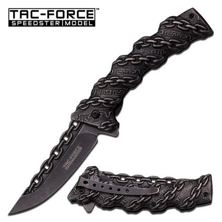 Tac-Force TF-859 SPRING ASSISTED KNIFE