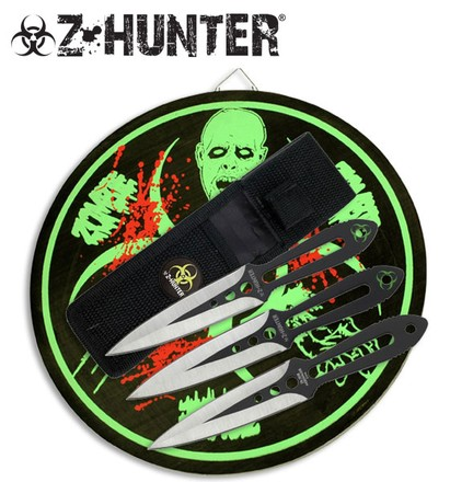 Z Hunter Z HUNTER ZB-008 THROWING KNIFE SET
