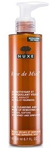 Nuxe Nuxe Reve de Miel Face Cleansing and Make-Up Removing Gel 200ml