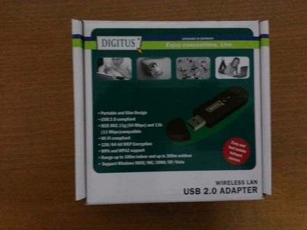 OSTATNI Wireless N USB Dongle