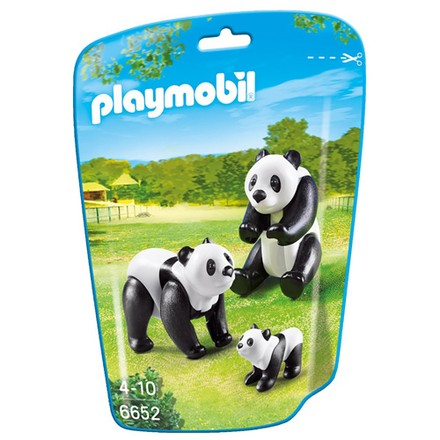 Playmobil Pandy Playmobil Zoo