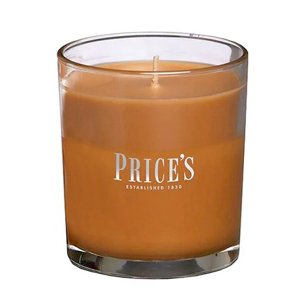 Price\'s Candles Price's Candles Scented candle in glass jar in cluster Cinnamon
