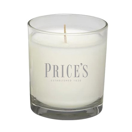 Price\'s Candles Price's Candles Scented candle in glass jar in cluster Coconout