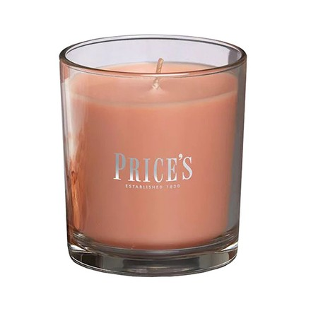Price\'s Candles Price's Candles Scented candle in glass jar in cluster Sandalwood