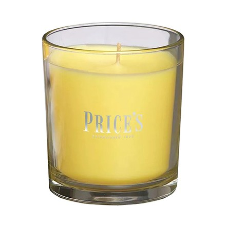 Price\'s Candles Price's Candles Scented candle in glass jar in cluster Vanilla Cupcake