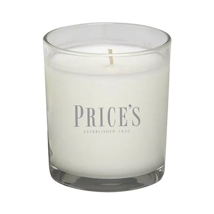 Price\'s Candles Price's Candles Scented candle in glass jar in cluster Winter Jasmine