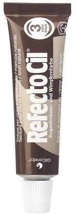 Refectocil RefectoCil Eyelash And Eyebrow Tint 15ml - 3 Natural Brown