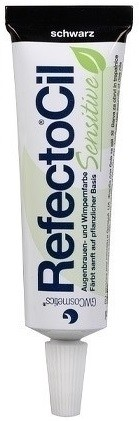 Refectocil RefectoCil Sensitive Eyelash And Eyebrow Tint 15ml - Black