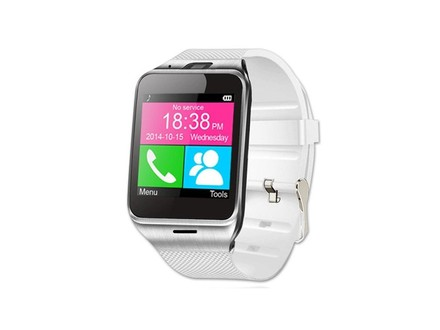 Smart Watch Smart Watch GV18+ bílá