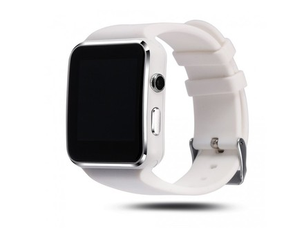 Smart Watch Smart Watch X6 bílé