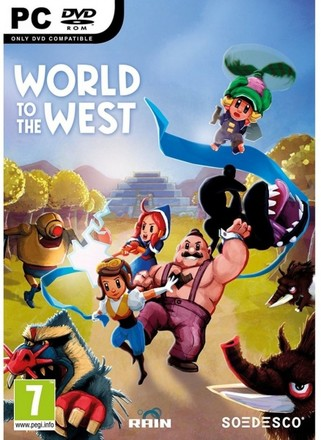 SOEDESCO PC World to the West