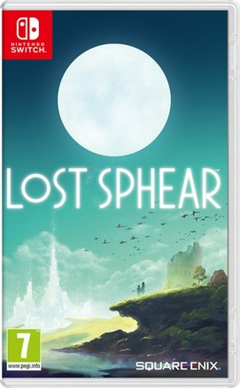 Square enix SWITCH Lost Sphear