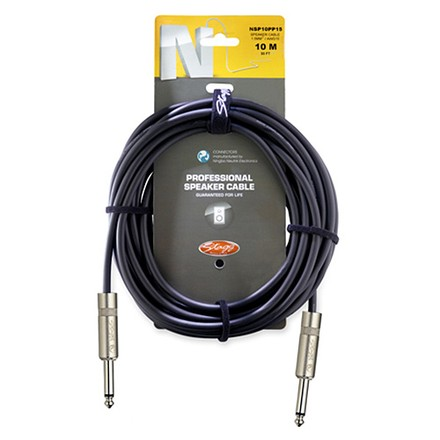 Stagg Reproduktorový kabel Stagg 10m