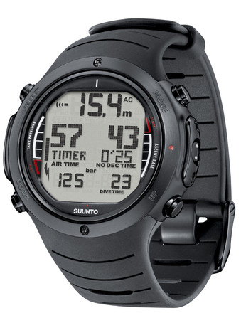 Suunto D6i All Black + USB