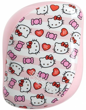 Tangle Teezer Tangle Teezer COMPACT Styler Hello Kitty Candy Stripes