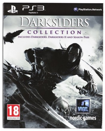 THQ Nordic PS3 Darksiders Collection