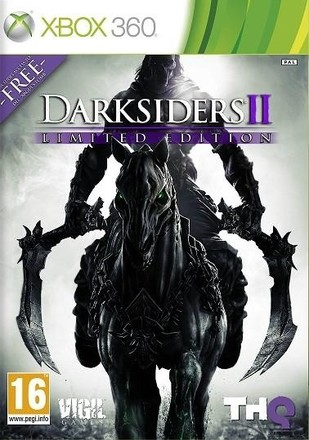 THQ X360 Darksiders 2 Limited Edition