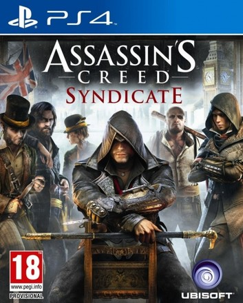 UbiSoft PS4 Assassin's Creed Syndicate: Special Edition