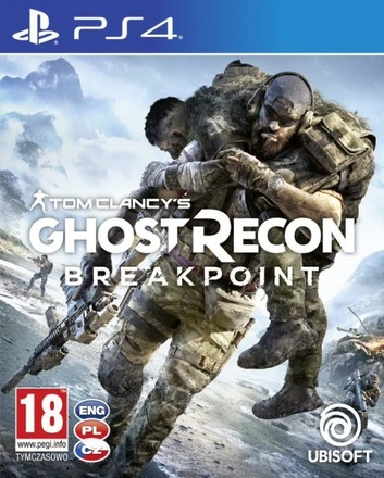 UbiSoft PS4 Tom Clancy's Ghost Recon Breakpoint