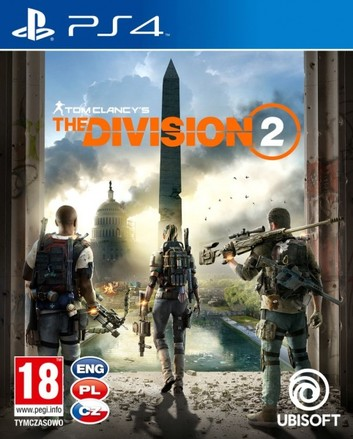 UbiSoft PS4 Tom Clancy's The Division 2
