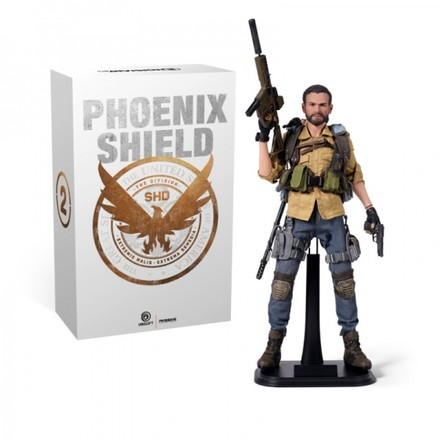 UbiSoft PS4 Tom Clancy's The Division 2 Phoenix Shield Ed.