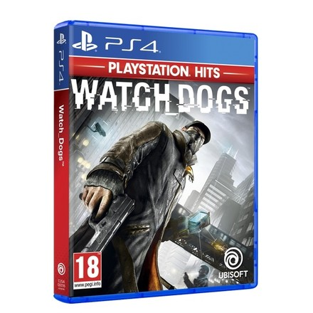 UbiSoft PS4 Watch_Dogs - Playstation Hits