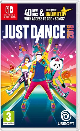 UbiSoft SWITCH Just Dance 2018
