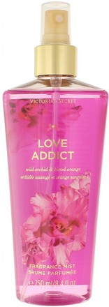 Victoria\'s Secret Victoria's Secret Love Addict Vyľivující tělový spray 250ml W