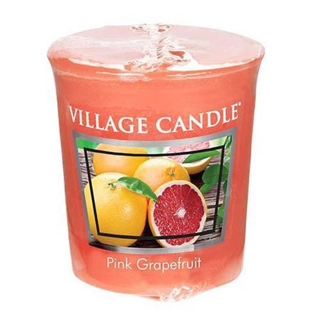 Village Candle Vonná svíčka Village Candle Růžový grapefruit, 57 g