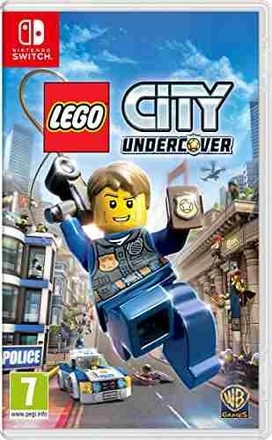 Warner Bros SWITCH LEGO City: Undercover