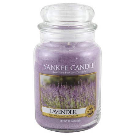 Yankee candle Lavender 623g Levandule